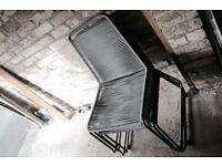 John Lewis Espina Outdoor Chairs, Set of 4