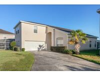 Spacious 6 Bedroom Pool Home, Hampton Lakes , Orlando