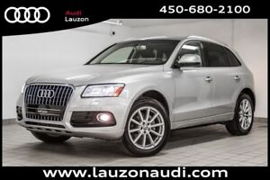 2016 Audi Q5 2.0T TECHNIK NAV B&O CAM PUSH TO START