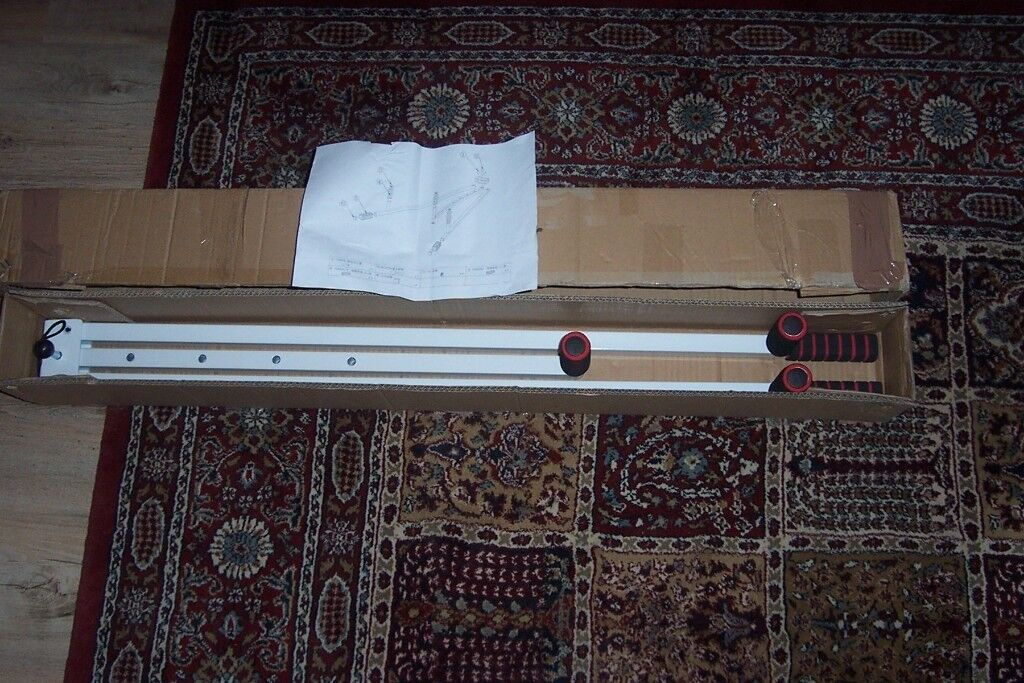 Leg Streatcher, New and boxed. Excellent piece of gym equipment
