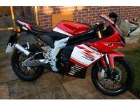 Rieju RS3 50 LC Pro 50cc Motorbike/Moped 2016