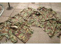 Vintage - SAS Jungle Selection DPM Shirt - Ideal for Bushcraft (Last One)