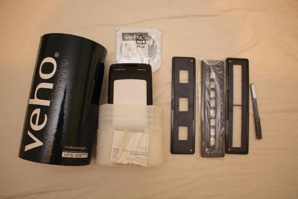 Veho VFS-008 Film and Negative Scanner
