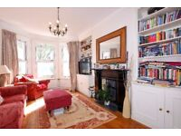 A four bedroom period house to rent situated between Wimbledon Park and Southfields.