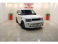 Land Rover Range Rover Sport 3.0 TD V6 HSE 5dr (white) 2009