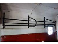 Steel Hay Feeder Rack - Horse Horsebox Tack Equestrian