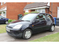 Ford Fiesta Finesse Very low miles