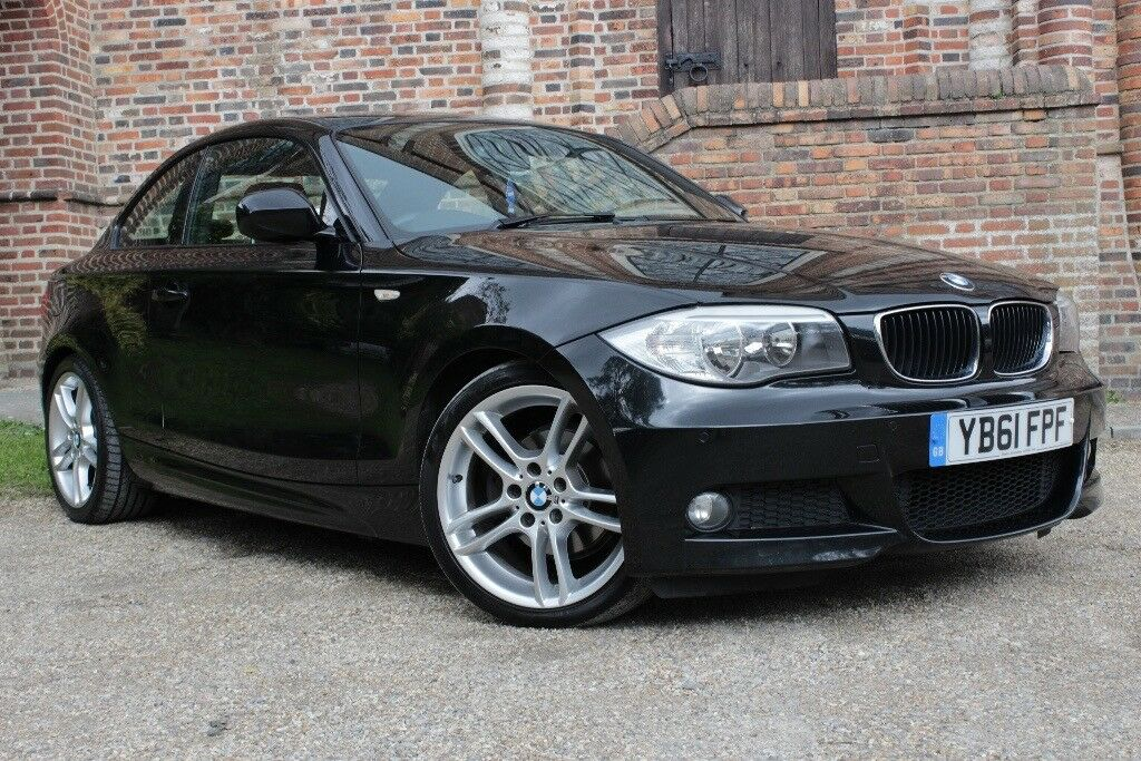 bmw 1 series coupe 118d 2dr