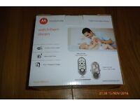 Motorola Digital Colour Video Baby Monitor New Never Used MBP621-S