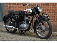 1964 Bsa C15 £2500 ono 07719497928