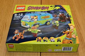 Lego Scooby Doo Mystery Machine (75902)