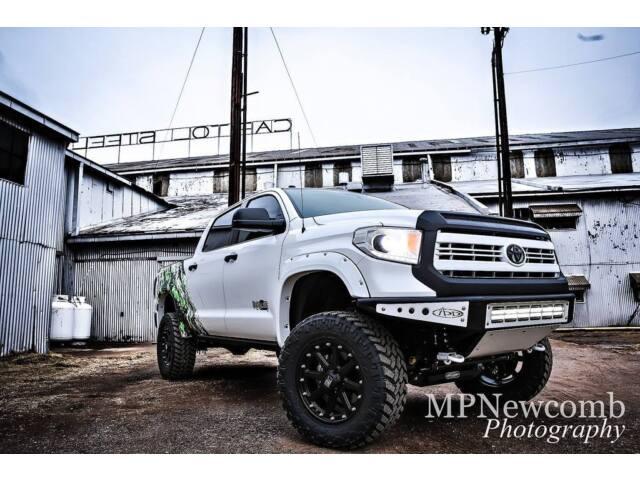 2014 Toyota Tundra Venom 14 not Raptor