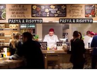 Vapiano Restaurant - CHEF'S. London Bridge