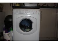 Washer Dryer - hotpoint wdl5490