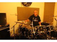 Drummer (mature) seeks covers band, Rock, pop, soul, ska, blues... whatever.