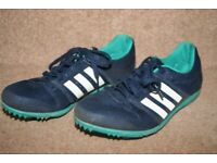 b49d816cea972 Kids   Junior  Girl or Boy   Ladies ADIDAS Track and Field RUNNING SPIKES  UK5