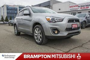 2014 Mitsubishi RVR GT|NAVI|SUNROOF|BLUETOOTH|HEATED SEATS|REAR