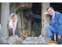 South Wales Alternative Wedding & Portrait Photographer