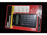 Texas Instruments Advanced Financial Calculator BAII Pluss