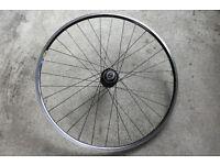 Sturmey Archer S2C Hub, Black, Mavic Open Pro rim, for Fixed/Single Speed Bike