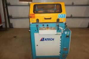 (USED) AUTOMATIC UPCUT MITER SAW / ATECH