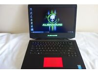 Alienware Gaming Laptop - m14x 14 I7 4TH 3.4GHz 8GB RAM