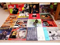 JAZZ - A JOB LOT OF 16 X LP'S OF VARIOUS ARTISTS AS SHOWN