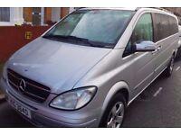 Mercedes Benz Viano 8 seets