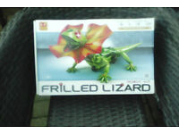 Frilled Lizard model kit for sale boxed new,..