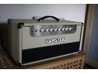 Hamstead Artist 20 R+T Head.