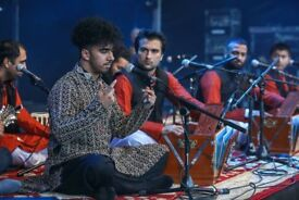Qawwali Group | Chand Ali Khan Qawwal & Party UK | Available for Weddings & Events