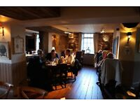 Experienced Chef De Partie required for fresh food gastro pub