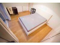 Huge Double Room In Dalston Junction - Hackney In A 2 Bedroom Flat All Bills Included
