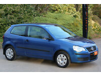 *Beautiful 1 Owner*VW Polo 1.2 E 3Dr., Full Comprehensive Service History*12 Months Warranty*