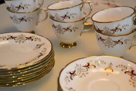 Duchess bone china 34 pce tea service