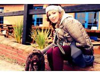 Dog Walker / Pet Sitter (Exeter/Exmouth)