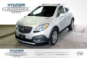 2013 Buick Encore Leather AWD CUIR! TOIT OUVRANT! SIÈGES