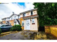 3 BED HOUSE - CLOSE TO ROYAL ALBERT DLR - PRIVATE GARDEN - NEWLY REFURBISHED - AVAILABLE 1ST JULY