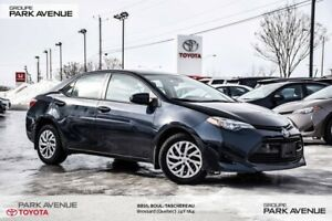 2017 Toyota Corolla LE+CVT+CAMERA+SIEGES CHAUFFANTS+USB