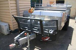Cub Brumby off-road campertrailer in near new condition Coburg Moreland Area Preview