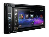 Pioneer AVICF960DAB DVD PLAYER SATNAV GPS BLUETOOTH HANDSFREE USB AUX AM FM RADIO DAB DAB + Stereo