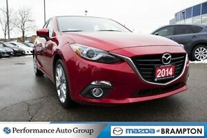 2014 Mazda MAZDA3 SPORT GT-SKY|NAVI|REAR CAMERA|SUNROOF