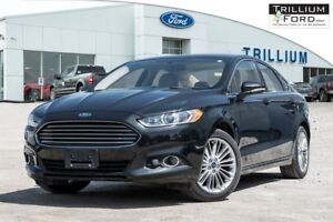 2014 Ford Fusion SE Sedan Luxury Package, Tech Package Automatic