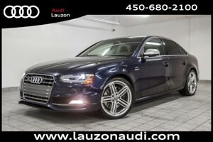 2014 Audi S4 TECHNIK SPORT DIFF NAVI KEY LESS