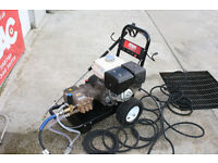Honda Gx 390 Pressure washer 3000 psi 21 litres gearboxed comet pump