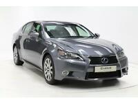 Lexus GS 300H LUXURY (grey) 2014-09-29