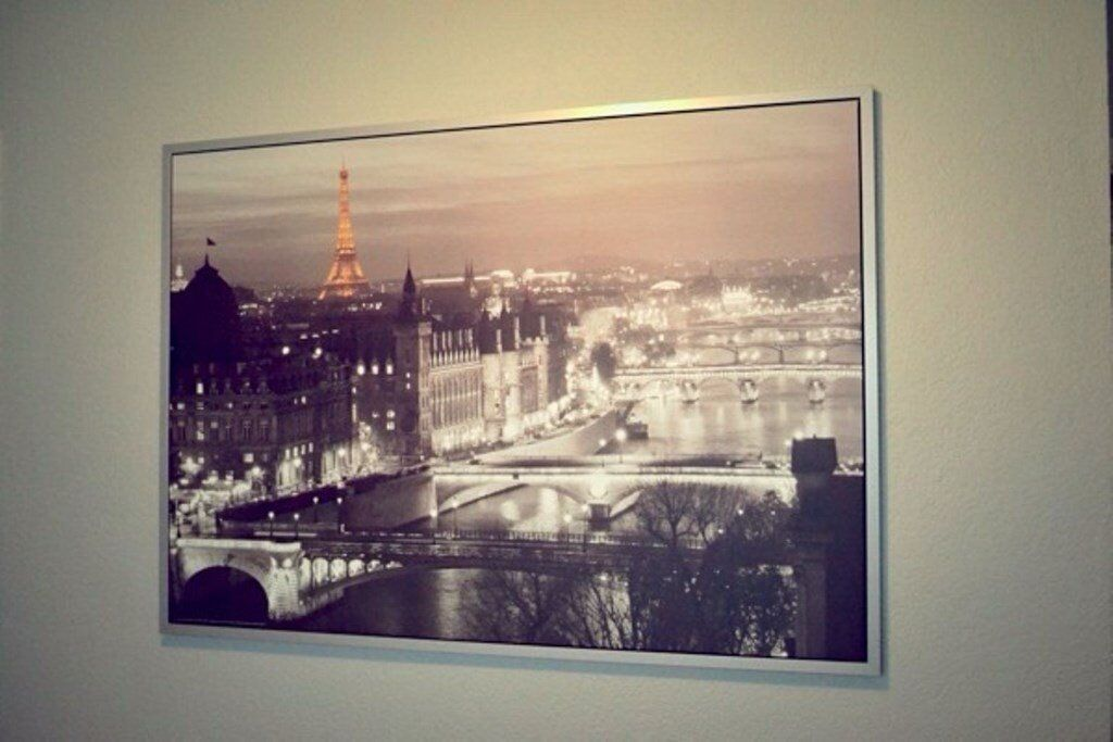 Ikea Paris Wall Picture In Hodge Hill West Midlands Gumtree