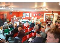 Auction at Sauchen- Sat 21stOct at 10am of household items,antiques,collectables, furniture, .