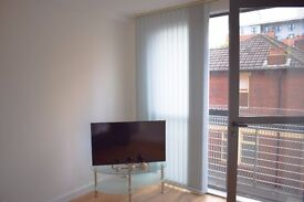 Executive 1 Bed Manchester Apartment to let.