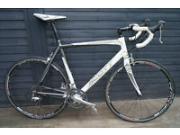 Scott Speedster S30 mens XL roadbike, with Shimano Ultegra groupset, barely used, stored indoors